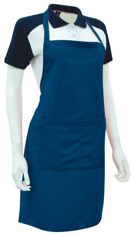 Ready Made Apron Navy