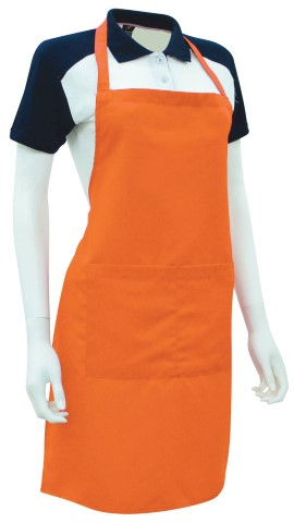 Ready Made Apron Orange
