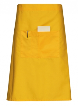 Half Body Apron Yellow