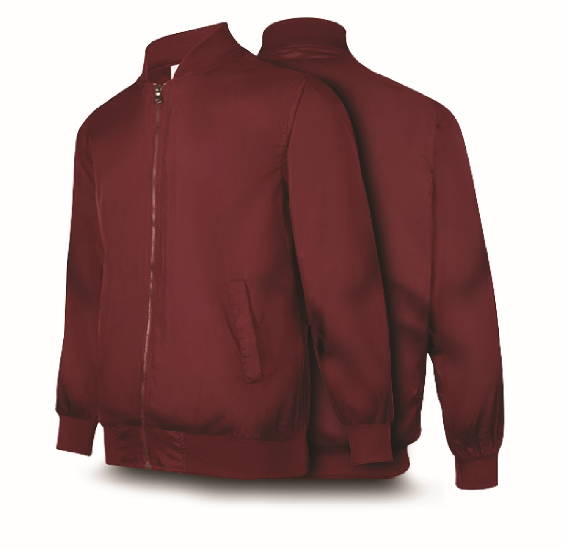 Bomber Jacket Red