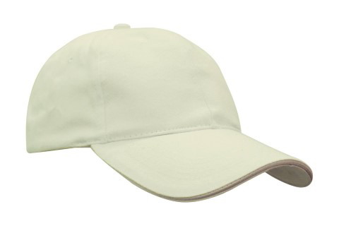 Cap ready Made Beige