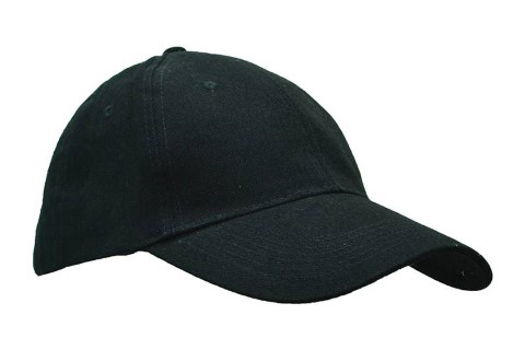 Cap Custom Black