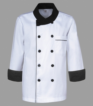 Chef Uniform 3/4 Sleeve