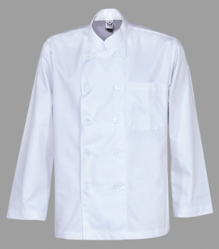 Chef Uniform White Long Sleeve
