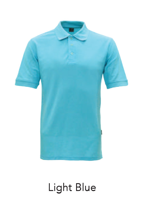 Polo Shirts Light Blue