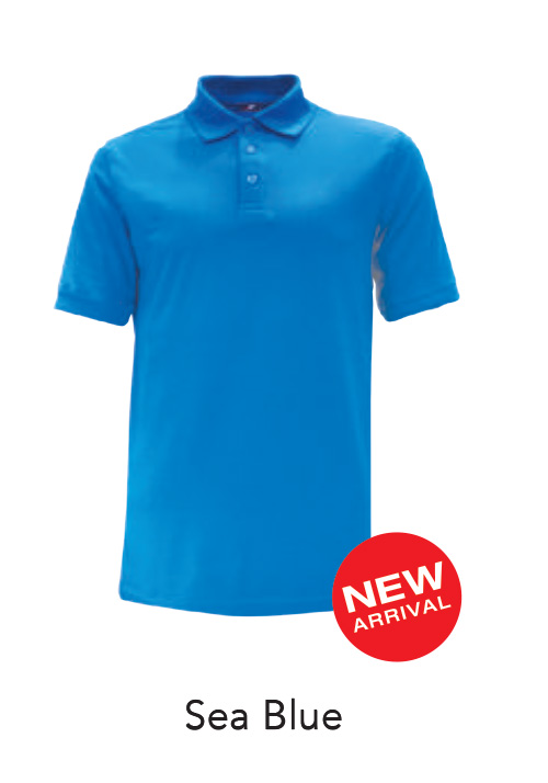 Ready Mad Polo Shirts Sea Blue