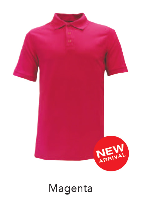 Ready Mad Polo Shirts Magenta