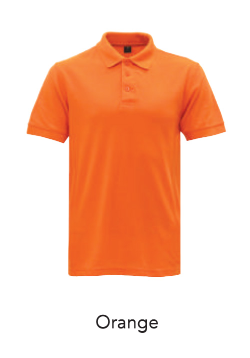 Polo Shirts  Orange