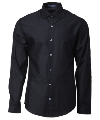 Corporate Shirt Black