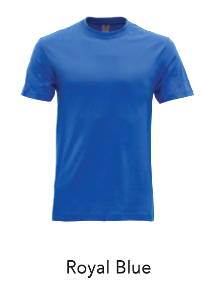 Jersey Tshirt Royal Blue