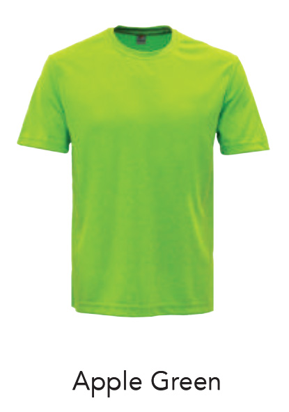 Jersey Tshirt Apple Green