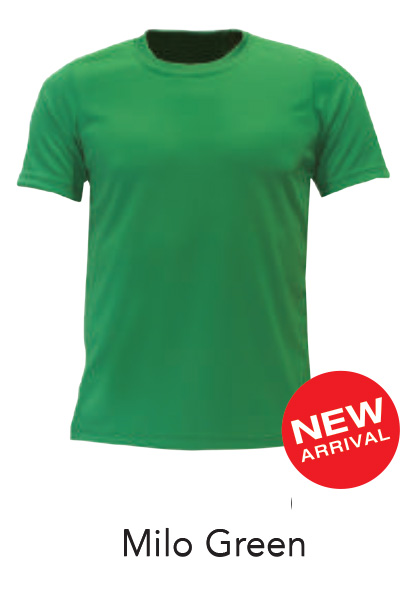 Ready Made Microfiber Tshirt Milo Green
