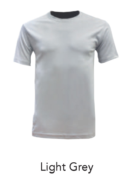 Microfiber Jersey Light Grey