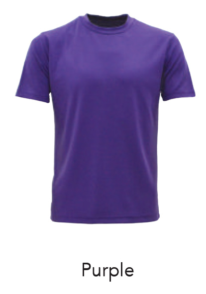 Jersey Tshirt Purple