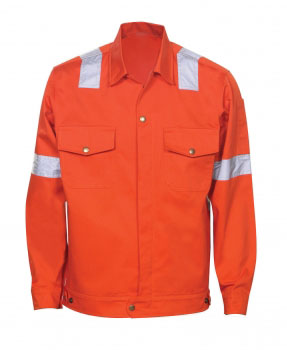 Reflective Jacket Orange