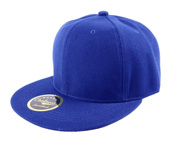 Snapback Cap Royal Blue