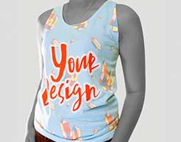 sublimation women's t shirts