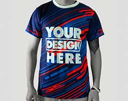 sublimation t shirt