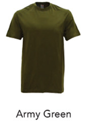 Tshirt Round Neck Amy Green