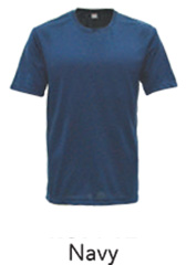 Tshirt Round Neck Navy