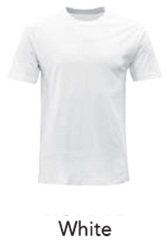 Tshirt Round Neck White
