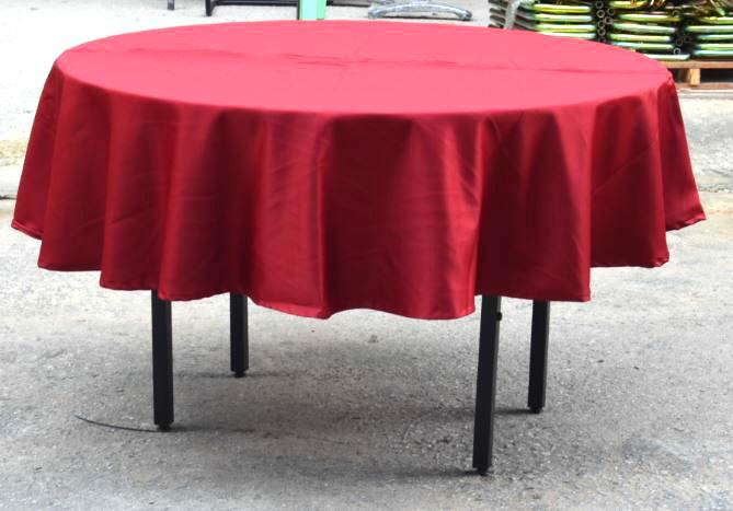 Table Cover Round Table 1.5ft