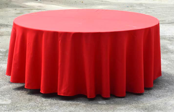 Table Cloth Round Table 2.5ft
