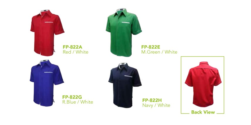 Corporate Uniform Malaysia PolySoft Male